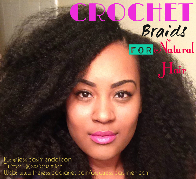Crochet Hair Pros And Cons : jessica-simien-crochet-braids-marley-hair